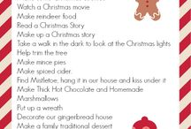 Blessed Advent and Christmas / Here are some advent and Christmas activities and ideas for children and family