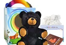 Travel Friend Kits / Make sure you pack the Travel Ted from Be My Bear for your next trip!  A fun DIY teddy bear or animal making kit which can be made anywhere and also includes a teddy bear passport for border control and deluxe carry box.  Also great for children's parties!  Each Travel Ted kit from Be My Bear also contains bear / animal skin, teddy bear passport, bag of soft stuffing, deluxe carry box, wishing star and birth certificate.