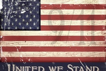 United We Stand/One Nation Under God / by Debbie Beals