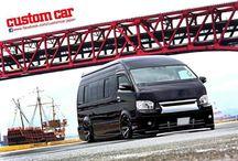 custom car- japan / Love the look / by stephen carter