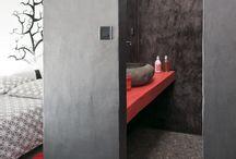 chambre / salle de bain