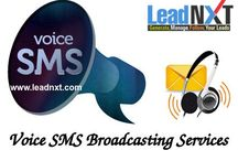 Bulk Voice SMS Broadcasting Services