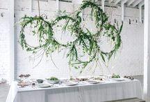 hanging displays