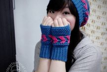 Beanies and Mittens Sets