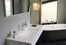 Il nostro showroom / All'interno del nostro showroom a Brescia puoi trovare le soluzioni migliori per arredare e trasmettere carattere al tuo bagno.