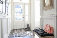 | ENTRY WAY | / entry way and foyer decor