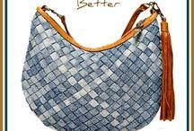 model bag handmade