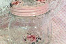 frascos vintage