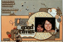 Layouts Scrapbooking 8 / by Cindy Fisher