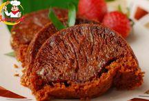 Resep Kue Bolu Karamel Sarang Semut Praktis, Resep Bolu Karamel