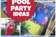 Summer Theme Birthday Party