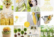 Pale Green Wedding Theme