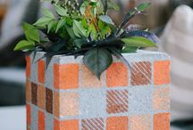 Concrete Planters / Planters come in all shapes, sizes and designs. They are versatile and limited by creativity.  / by Plant Care Today