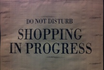 #Shopping addiction / I can give up shopping,but then again I'm not a quiter.