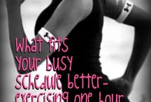 Motivation  Fitness / Just motivation to keep you moving