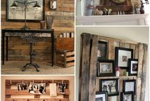 My next projects- re purpose pallets