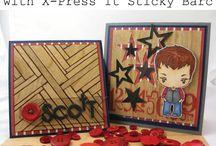 X-Press It Sticky Barc