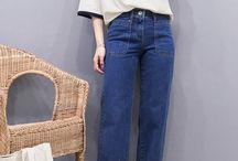 Korea outfit