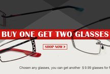 BUY ONE GET TWO GLASSES / Chosen any glasses in www.wherelight.com, you can get another $9.99 glasses for free.