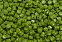 korálky - Pellet Beads