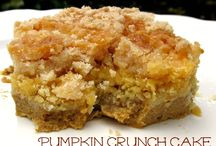 must try pumpkin recipes / by Nikki Mancini
