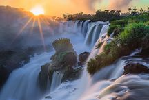 Waterfalls in Brazil | Cachoeiras / A nice selection of the best waterfalls in Brazil.