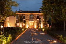 Villa Horti della Fasanara / Villa Horti della Fasanara, Ferrara, Italy