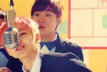 SEVENTEEN/EXO/TOPP DOGG/BIG BANG