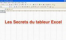 tableau Excel mode emploi