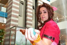 Aerith Gainsborough: Advent Children / The movie was pretty well done for tha time it came out. Here they put Jenova to a definitive end.  #aerith #aeris #gainsborough #ff7 #finalfantasy #videogame #cosplay #rydia