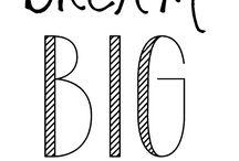 Dream Big Decor