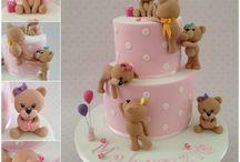 ideia de bolos