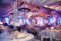 My Dream Purple Wedding Themes