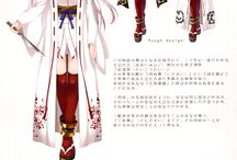 Kitsune / Okami | Anime Art
