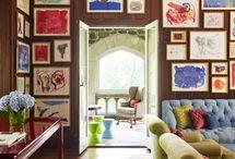 Interiors / colors