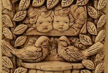 Tiles - Ceramic Relief / 3D