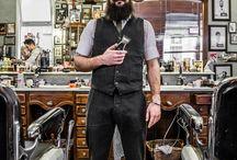 Barber Shop / Barbearias
