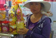 Khách hàng - Hội chợ 2014 / Hình ảnh Vietnuts tại hội trợ triễn lãm www.hatviet.vn