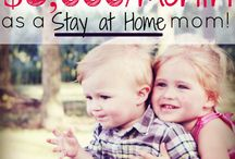 Mom-at-home money tips