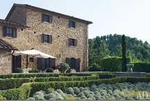 Tuscany Houses / Case Coloniche in Toscana #toscana #coloniche #colonica #tuscany