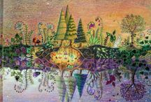Johanna Basford / Enchanted Forest/