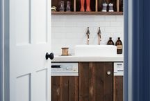 Utility Rooms by Mark Lewis Interior Design