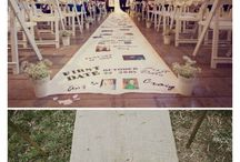 Outdoor wedding ideas / Future wedding plans... / by Lindsay Huysentruyt