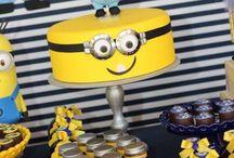 Festa Minions!! / Muitas idéias para a sua festa!