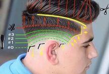 Men hair cut