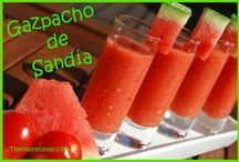 gazpacho de