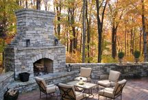 Outdoor - Fireplaces