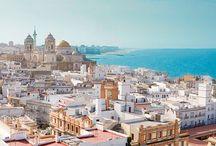 Cádiz / Provincia de Cádiz. Cadiz region. Andalucía. España. Spain