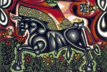 Paintings / Carlos Luna Art