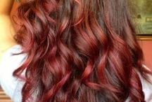 Gettin' my hair did! / Hair colors / by Nicole Katowich